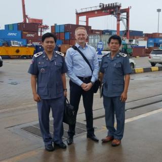 Cambodia customs consultants